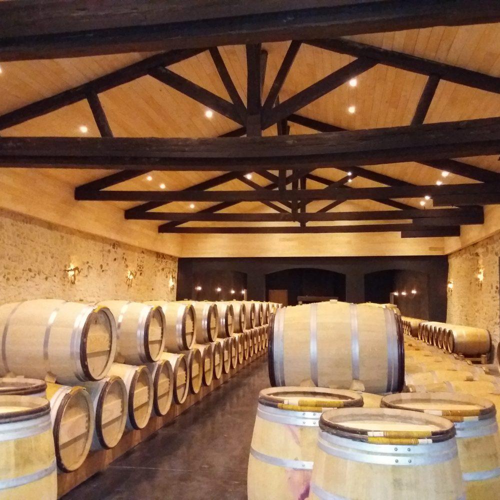 Château la tour Blanche, grand cru classé Sauternes wine tour Bordeaux la route du vin de Bordeaux