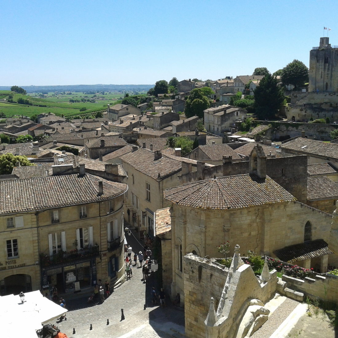 BordeauxSoYou- afternoon - Wine Tour - Saint Emilion