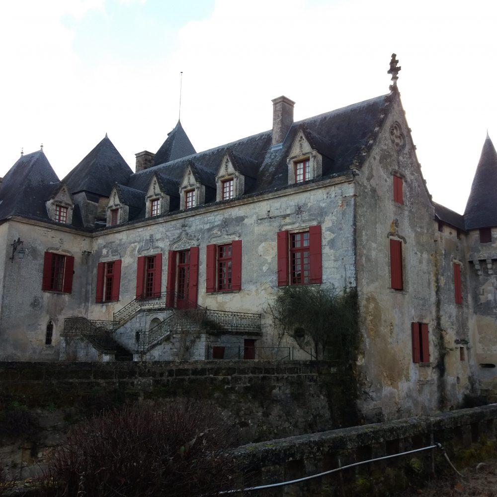 château olivier, grand cru classé de Pessac-Léognan