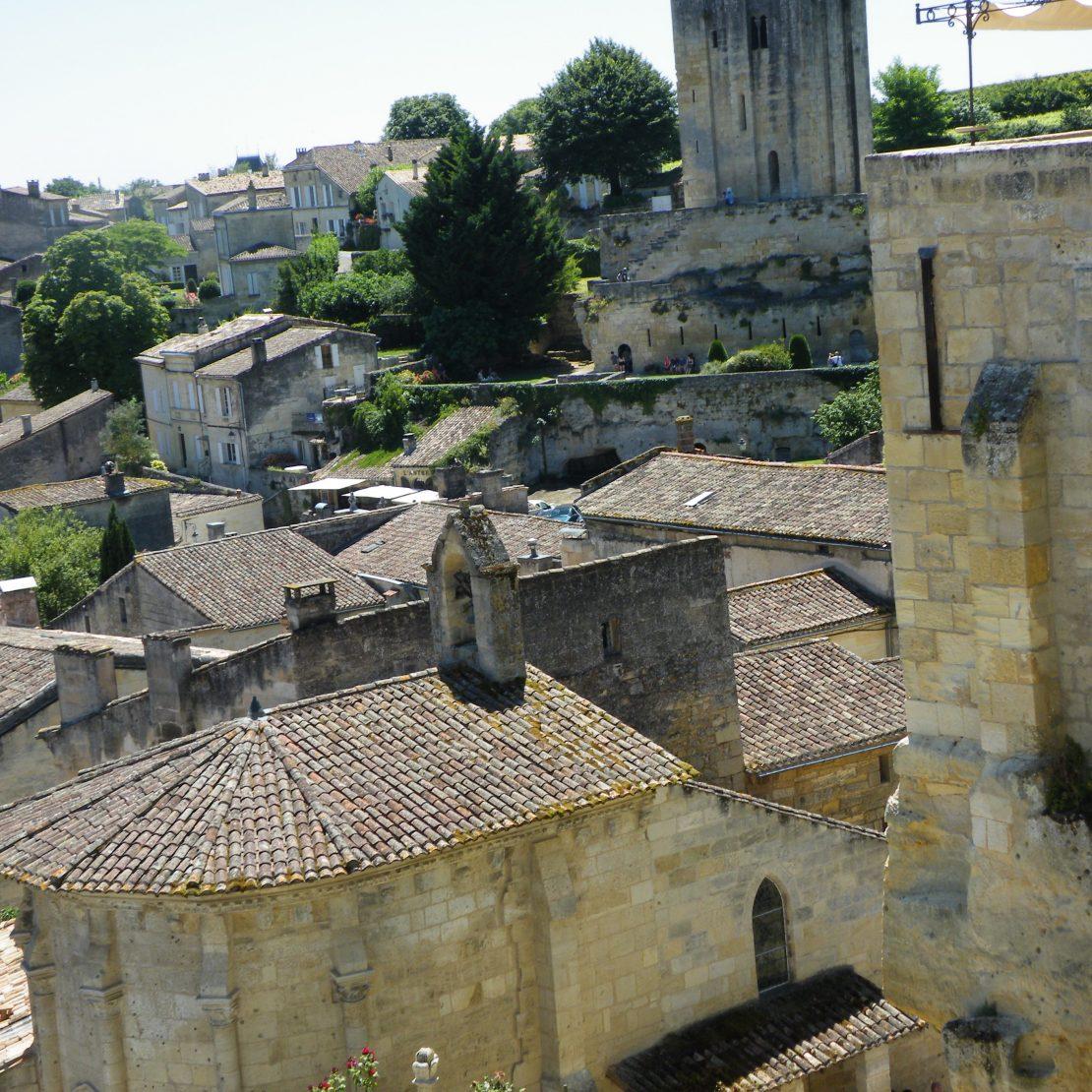 village de Saint-Emilion