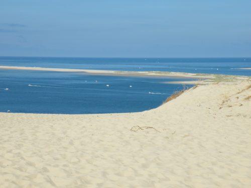découverte de la dune du pilat et du bassin d'arcachon