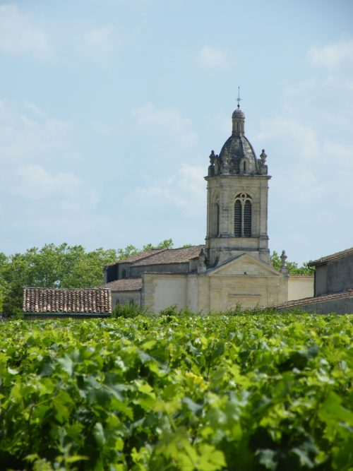 village de Saint-Emilion wine tour Bordeaux la route des vins de Bordeaux