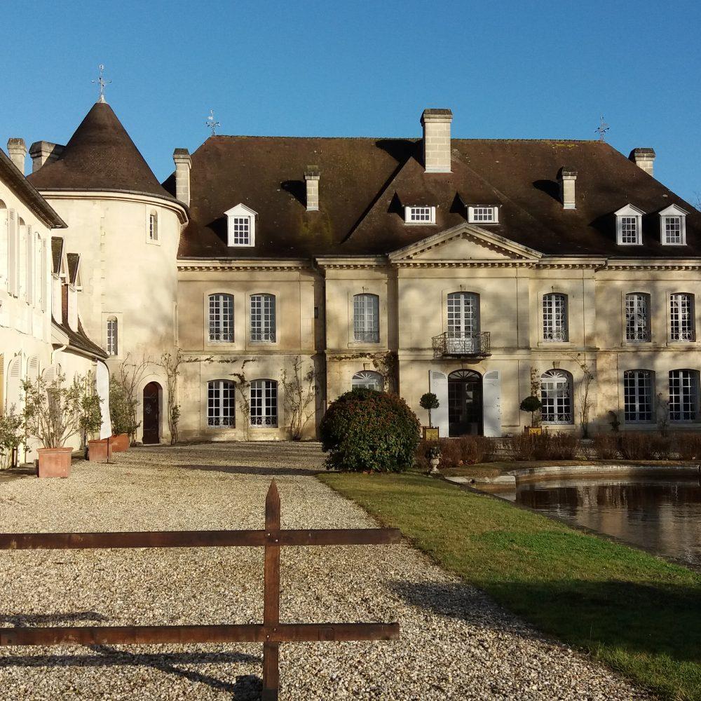 Château Bouscayt, grand cru classé de 1855, pessac léognan Wine tour bordeaux