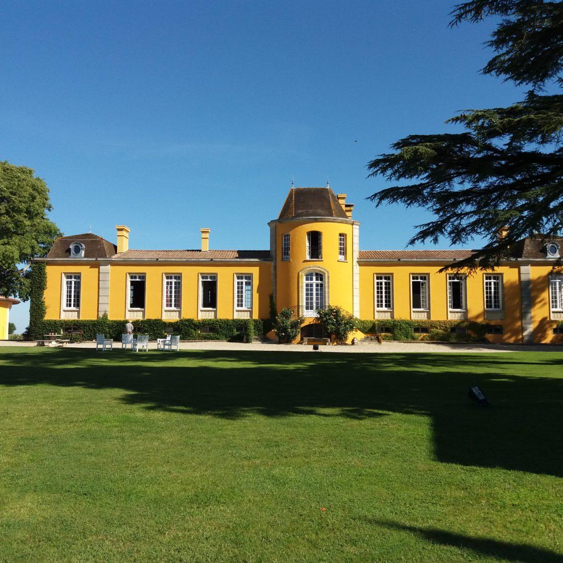Château Lafon-Rochet, 5éme Grand Cru Classé 1855, appellation Saint-Estèphe